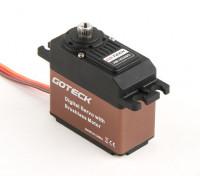 Goteck HB1623S HVデジタルブラシレスMGハイトルクSTDサーボ16キロ/ 0.10sec / 53グラム