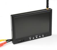 7インチ800×480 5.8GHz帯受信機FPVモニターFieldviewの777 RX32