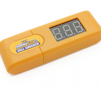 6S Hobbykingリポ電池チェッカー