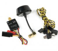 5.8G 32CH 600mWのメビウス/アクションカム/のGoProのための超ミニA / V FPVトランスミッタ