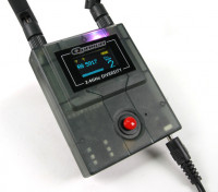 Quanum RC216R 2.4GHzの16CH FPVダイバーシティ受信機