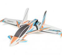HobbyKingプライムジェットプロ - のり-N-Goのシリーズ -  Foamboardキット(オレンジ/ブルー)