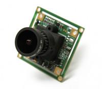 QUANUM 700TVL SONY 1/3カメラ2.1ミリメートルレンズ(PAL)