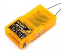 OrangeRx R620X V2 6CH 2.4GHz帯DSM2 / DSMXコンプフルレンジ受信ワット/土、本部のAnt、F /安全&SBUS