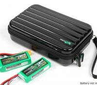 1400mAhです3sをバッテリー用のハードシェルキャリングケース