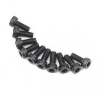 金属ソケットヘッド機械六角ネジM2.6x6-10pcs /セット