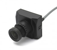 FPV用Aomway 1200TVL 960P CCD HDミニカメラワット/ 2.8ミリメートルレンズ(22グラム)