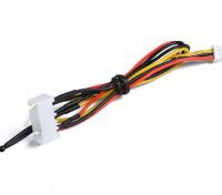 4Cellフライトパック電圧&OrangeRxテレメトリシステム用の温度センサー。