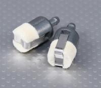 フェルト燃料フィルター/ガスモデルの一撃(小)(2PC)