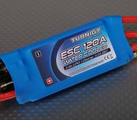 Turnigy AquaStar 120A水はESCを冷却しました