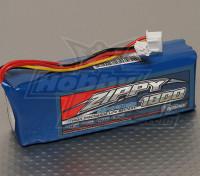 ジッピーFlightmax 1800mAhの9.9V 5CのLiFePO4 TXパック