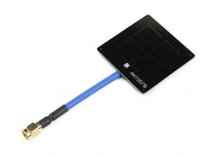Aomway 5.8GHz帯パッチ指向性アンテナ6dbi(RHCP)(SMA)