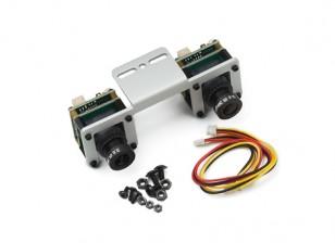 3DソニーCCDカメラシステム