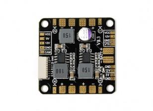 5Vおよび12VのBECとダイヤトーンV8.3 LCフィルタ付きパワーハブ