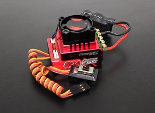 Turnigy Trackstar 80Aターボセンサードブラシレス1 /第12回1/10 ESC(ROAR承認)