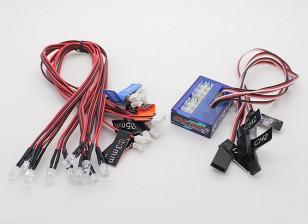 TurnigyスマートLED車照明システム