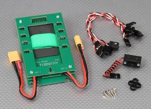 Turnigy最小電力ディストリビュータエコ(グリーン)