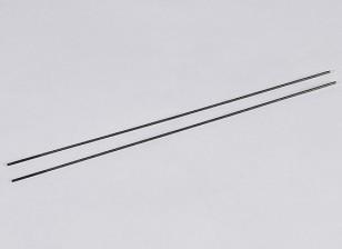 金属プッシュロッドM2.2xL250mm(2個/セット)