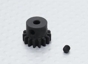 15T / 3.17ミリメートル32ピッチ焼入れ鋼ピニオンギア