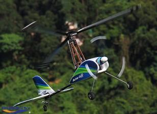 オートスタートシステム821ミリメートル(PNF)/ワットDurafly™自動-G2ジャイロコプター
