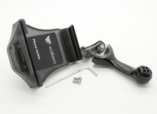 ディーヴォ2.4GHzのトランスミッタ用のWalkera電話ホルダーB