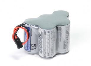 Turnigyレシーバーパック5000mAに6.0Vニッケル水素ハイパワーシリーズ