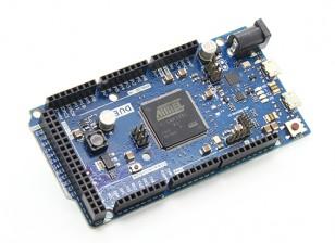 Kingduinoにより、AT91SAM3X8E ARMのCortex-M3ボード、84MHz、512キロバイト