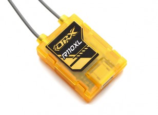 OrangeRx R110XL DSMX / DSM2互換性のある衛星放送受信機。