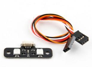 Kingduino APM外部LEDモジュール