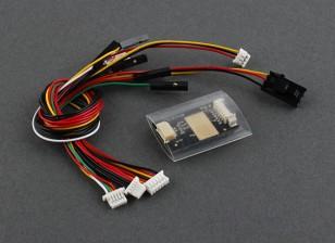 マイクロHKPilot OSD MAVlink互換性のあるマイクロオンスクリーンディスプレイ