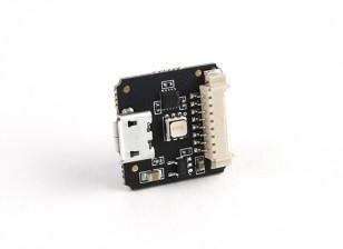 Pixhawk用の外部USBおよびLEDボード