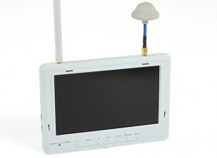 7「1024×600 32CH 5.8GHz帯FPV液晶モニター自動検索し、本部のRx Fieldviewの777 HD(米国プラグ)/ワット