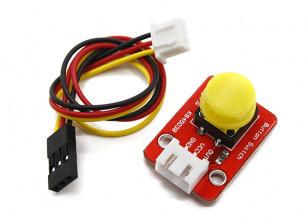 Arduinoのために3ピンデュポンラインとキースのボタンモジュール
