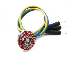 Arduinoのためのパルス/ハートレートセンサモジュール