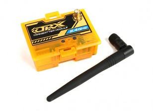 OrangeRX DSMX DSM2互換性の2.4GHzの送信モジュールV1.2(JR / Turnigy / Taranisは互換)