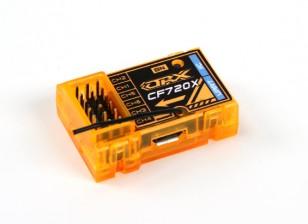 DSM互換性RX(FCおよびRX)を内蔵したOrangeRX CF720Xマイクロ32bit版フライトコントローラー