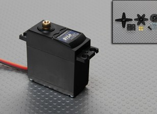 Turnigy™TGY-9150MG DS / MGサーボ15.8キロ/ 0.17sec / 60グラム