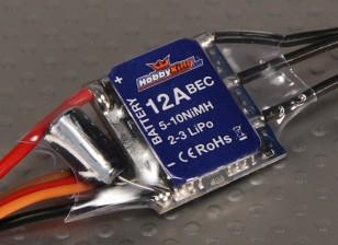 HobbyKing 12A BlueSeriesブラシレススピードコントローラー