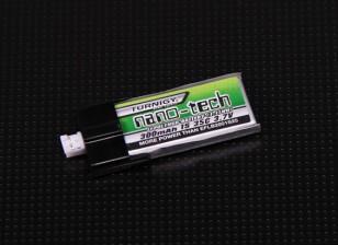 Turnigyナノテクノロジー300mah 1S 35Cリポパック(スーツFBL100およびブレードMCPX)