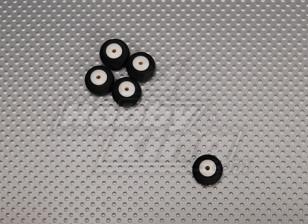 小型ホイールDIAM:16ミリメートル幅:10ミリメートル(クリニーク/袋)