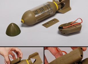 Quanum RTR爆弾システム1/6スケールのプラグ・アンド・ドロップ