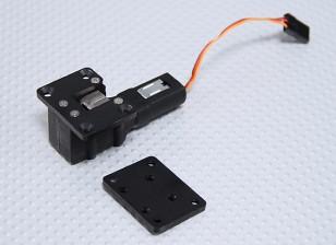 Reversableマウントと金属トラニオンと電気リトラクト