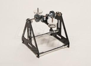 Turnigy R / Cユニバーサルメインブレードバランサー(カーボンファイバー)