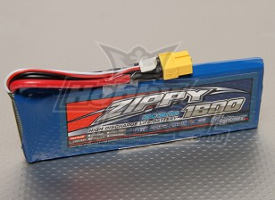 ジッピーFlightmax 1800mAhの2S1P 30CのLiFePO4パック