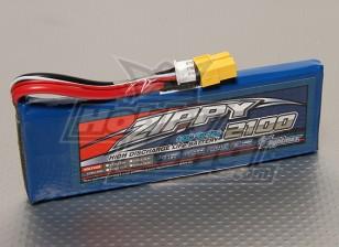 ジッピーFlightmax 2100mAh 2S1P 30CのLiFePO4パック