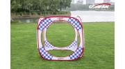 Gemfan FPV Racing Pop Up Cube Air Gate 144 x 147cm (Red/White) 2