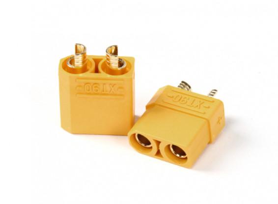 Nylon XT90 Conectores Masculino / Feminino (5 pares)