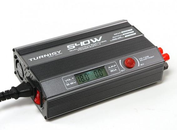 Turnigy 540W dupla saída Switching Power Supply (EU Plug)