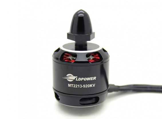 SCRATCH/DENT - LDPOWER MT2213-920KV Brushless Multicopter Motor (CCW)