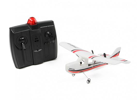 Micro 9g avião leve pronto para voar